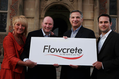 2008 | Flowcrete Joins RPM International Inc.