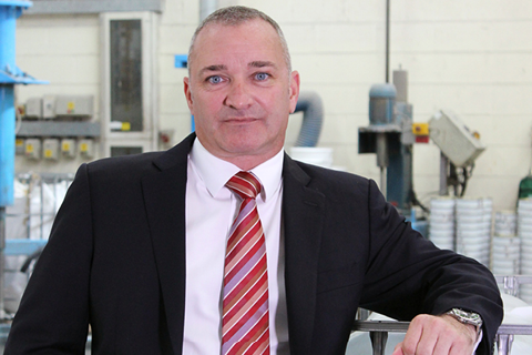 2016 | Craig Brookes Appointed President of Flowcrete Group