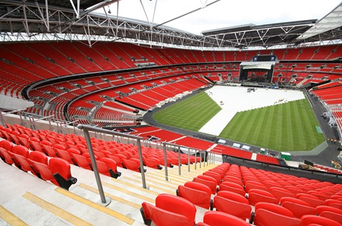 Wembley - The World's Greatest Stadium