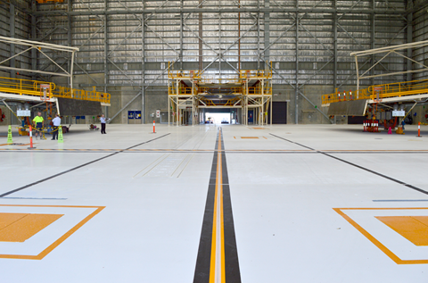 Flowcrete Australia Completes Military Flooring Project at RAAF Amberley